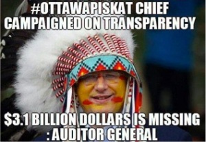 Chief of Ottawapiskat